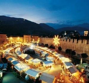 I mercatini di Natale a Trento (Photo courtesy of http://www.mercatini-natale.com)
