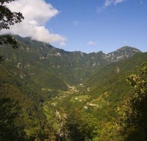 Valle di Schievenin (Photo S. Roberto courtesy of http://www.bassofeltrino.it)