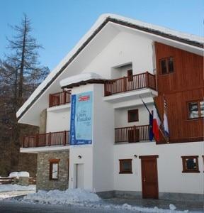 Casa GranParadiso (Photo courtesy of Associazione Amici del Gran Paradiso)