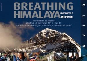 Scarica l'Invito: Breathing Himalaya - martedì 13 dicembre Milano