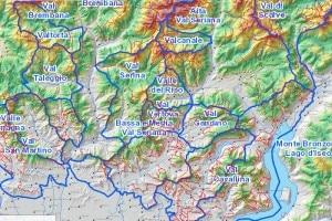 Mappe Orobie
