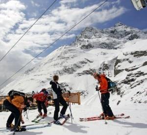 Monterosa Ski (Photo courtesy of www.monterosa-ski.com)