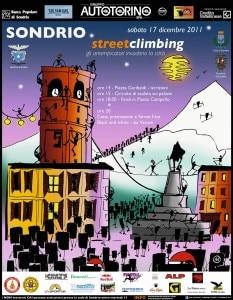 Sondrio Street Climbing 2011
