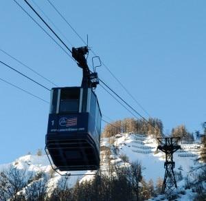 Funivia del Monte Bianco (Photo courtesy of www.montebianco.com)
