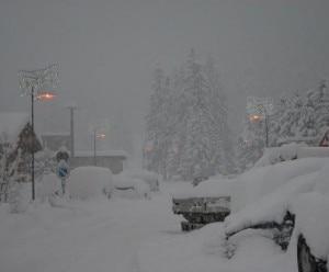 Neve a Champoluc (foto d'archivio - skiforum.it)