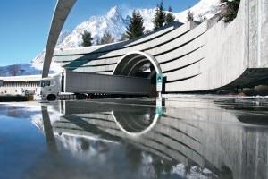 Traforo del Monte Bianco (Photo regione.vda.it)