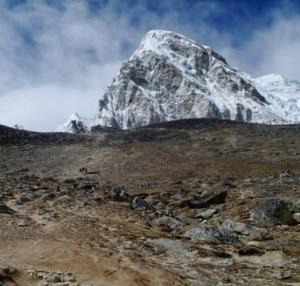 La cima del Kala Patthar (Photo courtesy of dapinoymag.wordpress.com)