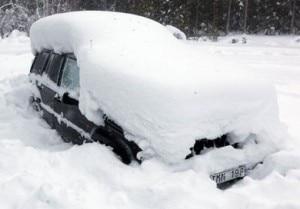 La macchina in cui era intrappolato lo svedese (Photo Scanpix Sweden - Reuters)