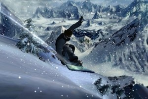 SSX (Photo gamesradar.com)