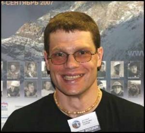 Vitaly Gorelik (Photo russianclimb.com)