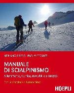 copertina manueale Scialpinismo classico e agonistico - Adriano Greco - Hoepli