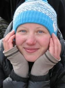 Maria Masha Khitrikova (Photo courtesy russianclimb.com)