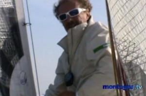 Mauri Gallo in vela