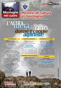 Programma Montagne nel Cuore 2012