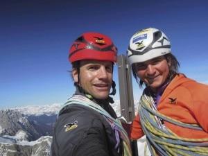 Roger Schaeli e Simon Gietl (Photo Roger Schaeli e Simon Gietl)