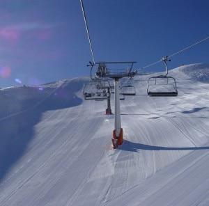 Faloria ski area (Photo courtesy of www.skiforum.it)