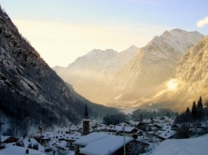 Alagna Valsesia (Photo courtesy tourisminitaly.info)