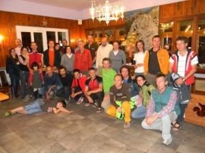 I climber della Multimedale 2012 (Photo courtesy lecconotizie.com)