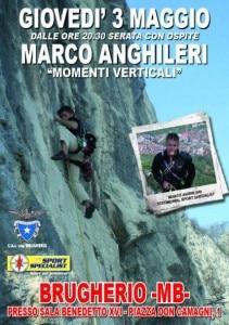 Marco Anghileri a Brugherio
