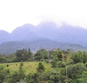 Monte Salak (Photo courtesy of www.flickr.com)