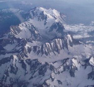 Monte Bianco (Photo courtesy of www.skiforum.it)
