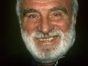 Cesare Maestri (Photo courtesy Darío Rodríguez - Desnivel)