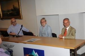 Conferenza Jacques Pirenne al Cai Bergamo