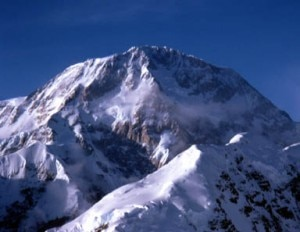 Denali (photo courtesy climb.mountains.com)