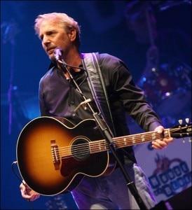 Kevin Costner chitarrista