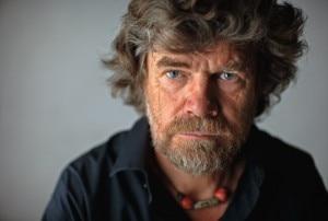 Reinhold Messner (Photo Vincent J. Musi)