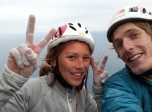ciavaldini e Paerson (Photo www.carolineciavaldini.com)
