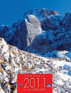 Annuario Cai bergamo 2011