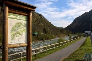 Ciclabile Val Seriana (Photo courtesy bergamo.corriere.it)