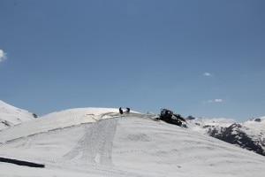 Copetura del manto nevoso