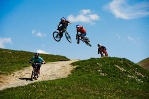 Livigno Bike park