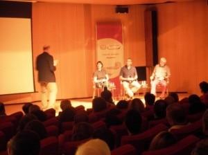 La prima del film Ciapin a Lecco (Photo www.lecconotizie.com)