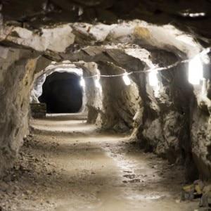 Una delle miniere della Valmalenco (Photo courtesy of Consorzio Turistico Sondrio e Valmalenco)