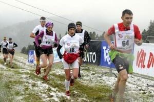 La scorsa edizione della Dolomites SkyRace (Photo courtesy of www.dolomiteskyrace.com)