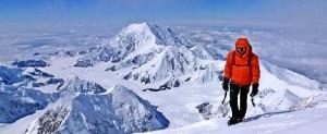 Andy Houseman vicino alla cima del Denali (Photo Nick Bullock nickbullock-climber.co.uk)