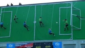 Calcio in parete (Photo courtesy Salewa ldlcom.it)