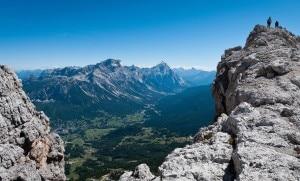 La conca di Cortina d'Ampezzo (photo Giuseppe Ghedina)