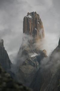 Nameless Tower - Trango Tower (Photo courtesy Afza - Summitpost.orgl)