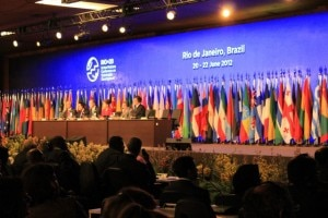 Rio +20 summit