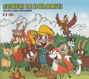 Scopri le Dolomiti - copertina