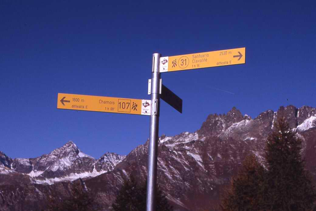 Cartina Della Valle D Aosta Da Stampare.Tutti I Sentieri Della Valle D Aosta Online Ecco Il Geonavigatore Montagna Tv