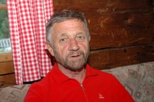 Sepp Mayer (Photo Kleinezeitung.at Günther Hatz)
