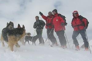 Soccorso alpino austriaco (Photo courtesy bergrettung.at)