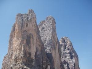 Cima Grande di Lavaredo (photo courtesy wikipedia.org)