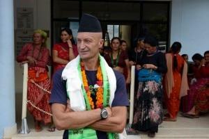 Mondinelli in Nepal