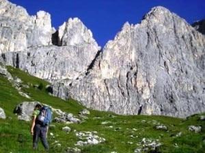 Cresta sud e Anti Cima sud del Catinaccio (Photo courtesy of 1italianoaparigi.blogspot.it)